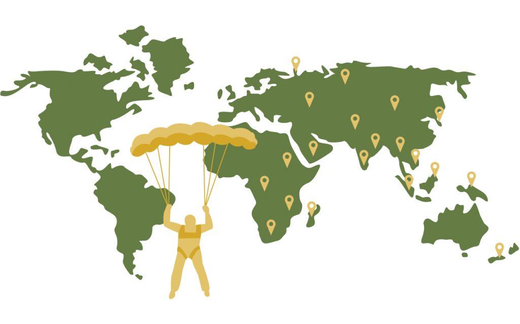 Tami: World travels